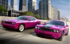 Furious Fuchsia Challengers Celebrate 40 years of Dodge Performance