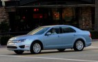 Its Official:  Ford Fusion Hybrid Gets 41 MPG EPA