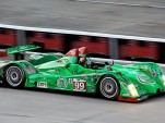 G-OIL Green Earth Technologies LMPC race car