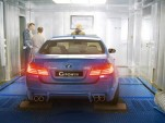 G-Power starts tuning work on new 2012 BMW M5