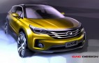China's GAC Motor To Present GS4 Crossover At 2015 Detroit Auto Show