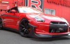 Garage Defend Nissan R35 GT-R aero-kit