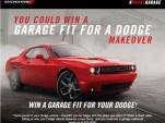 Garage Fit for a Dodge Contest