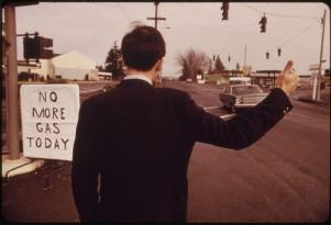 Happy 40th Birthday, 1973 Oil Crisis!