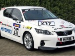 Hybrid Hot Rods: Lexus CT 200h 'Ring Racer, Mugen Honda CR-Z Hardly Dull