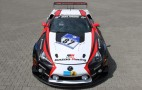 Le Mans Winner André Lotterer To Pilot Lexus LFA At Nurburgring 24 Hours Race