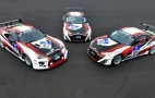 Toyota GT86 (Scion FR-S) And Lexus LFA Ready For Nürburgring 24 Hours