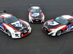 Gazoo Racing's Nrburgring 24 Hours entries