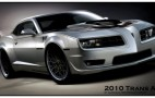 Chevrolet Camaro Pontiac Trans Am conversion comes packing 900 hp