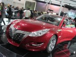Geely Emgrand GT plug-in hybrid concept, 2010 Beijing Motor Show, from Autoblog Green