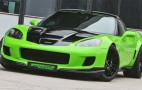Geiger Corvette Z06 biTURBO: 890hp, 7.6L monster