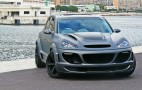 Gemballa takes wraps off Porsche Cayenne Turbo-based Tornado 750 GTS