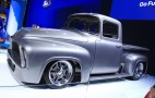 Gene Simmons' Custom 'Snakebit' 1956 Ford F100: SEMA Live Gallery
