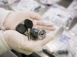General Motors ignition assembly parts, packaged and shipped Thursday, April 17, 2014