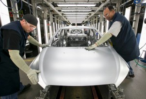 Orion Plant For 2017 Chevy Bolt EV To Get Small Cadillac SUV As Well: UPDATE