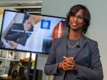 General Motors' Vice President for Global Quality and U.S. Customer Experience, Alicia Boler-Davis