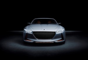 Hyundai's Genesis luxury brand will offer plug-in hybrids, then fuel cells