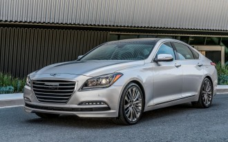 New Genesis G80 priced from $42,350