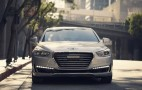 2017 Genesis G90 priced from $69,050