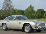 George Harrison's 1965 Aston Martin DB5. Image: Coys of London