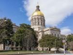 Georgia state capitol (pic by Andre M. via Wikimedia)