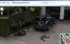 Naked Man, Woman In Labor, Prank Google Street View