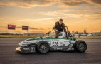 German Students Whir On To New Electric 0-62-MPH Record