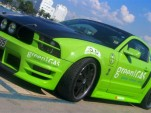 Germans convert Ford Mustang GT to LPG
