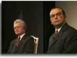 Ghosn and Hanawa Nissan