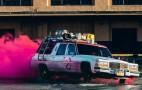 Lyft offering rides in new Ghostbusters Ecto-1 this weekend