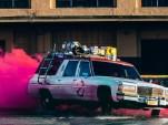 Ghostbusters Lyft Promotion