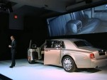 Giles Taylor explains the Rolls-Royce Phantom Series II