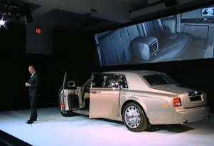 Giles Taylor explains the Rolls-Royce Phantom Series II