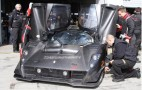 Spy Shots: Glickenhaus Ferrari P4/5 Competizione Takes To The 'Ring