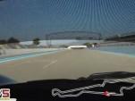 Glickenhaus Pininfarina Ferrari P4/5 Competizione at Paul Ricard Circuit