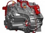 GM and SAIC transmission