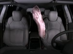 GM and Takata's front center air bag. Image: © GM Corp.