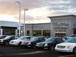 GM Cadillac dealer