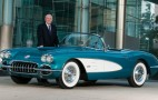 GM CEO's Personal 1958 Chevy Corvette To Be Auctioned For Charity