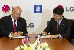 GM's LG Electric-Car Deal Goals: Cheaper, Faster, Less Risky