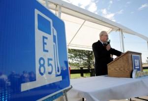Ethanol A Victim Of Change As Gasoline Sales Have Flatlined?