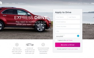 Want to drive for Lyft? GM will rent you a car for cheap
