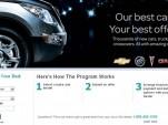 General Motors, eBay Call It Quits