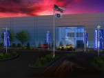 GM Performance and Racing Center rendering