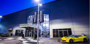 GM Powertrain Performance and Racing Center located in Pontiac, Michigan