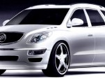 GM prepping Buick Enclave 'Urban CE0' and 50 Cent's Pontiac G8 for SEMA