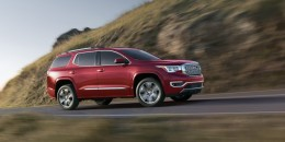 2017 GMC Acadia first drive review