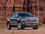 2015 Chevrolet Colorado, GMC Canyon Four-Cylinder Gas Mileage: 21 Or 22 MPG Combined