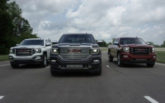 2016 GMC Sierra 1500 First Look