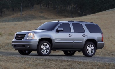 2009 GMC Yukon Photos